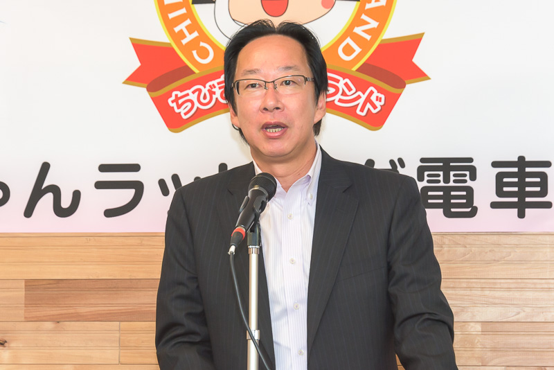 株式会社ドリームプラザ 代表取締役社長 大井一郎氏