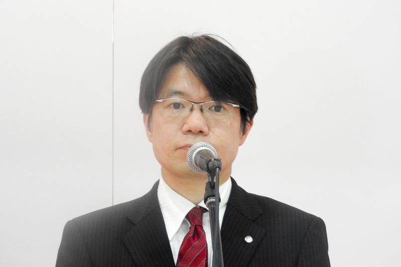 茨城県副知事 楠田幹人氏