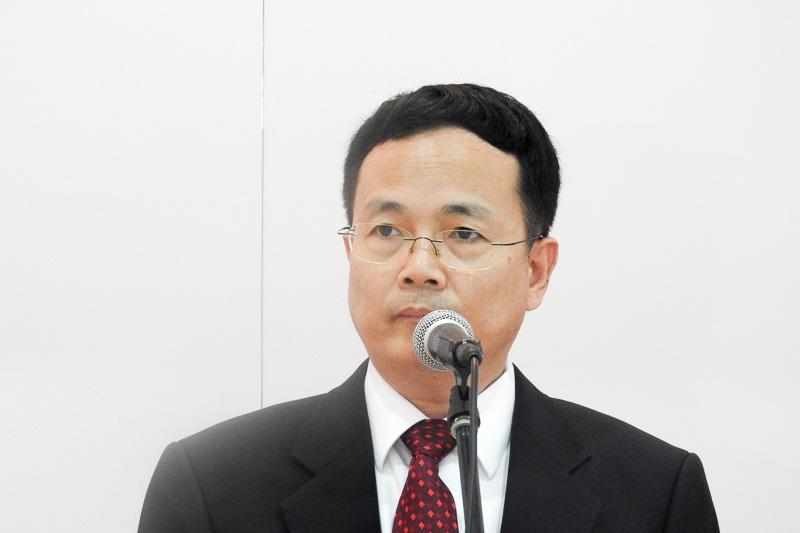 中国南方航空 副総理 羅宏洋氏