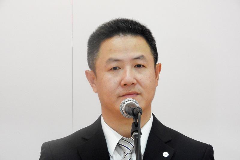 中国南方航空 日本支社長 呉国翔氏