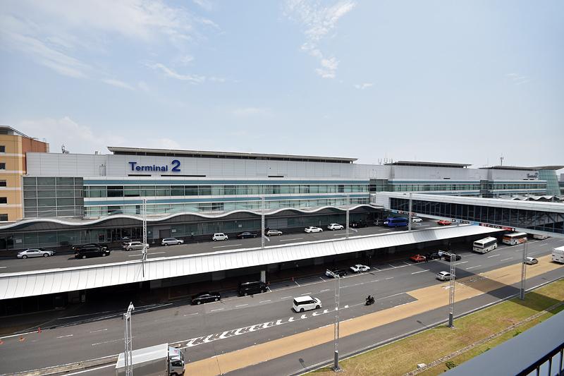 会場となった羽田空港第2ターミナル