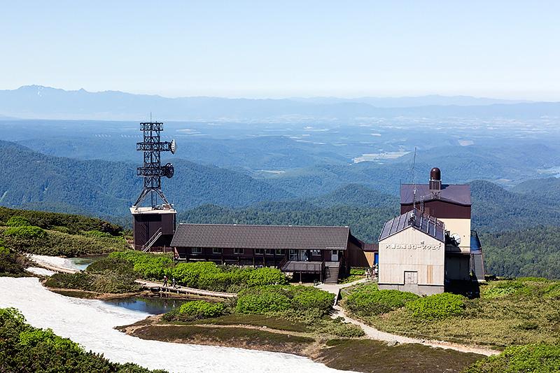 旭岳ロープウェイの姿見駅