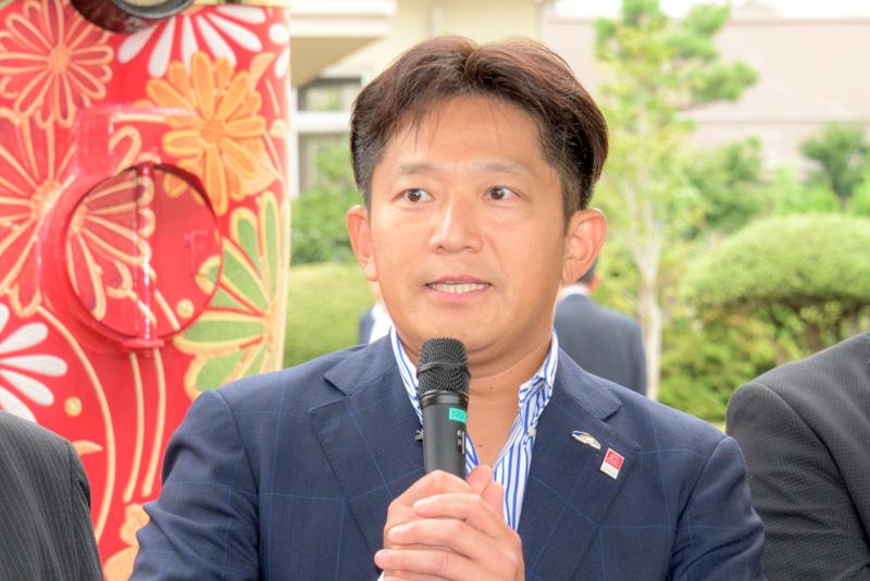 株式会社加賀屋 代表取締役社長 小田與之彦氏