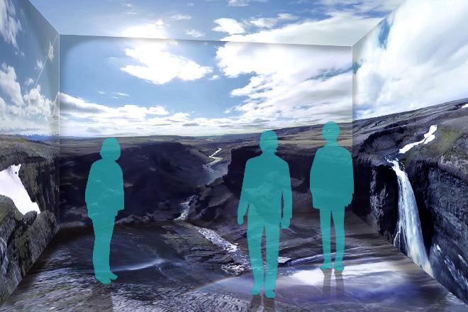 360度バーチャルトリップを体験できる3日間限定イベント「Hello, New World. warp cube」