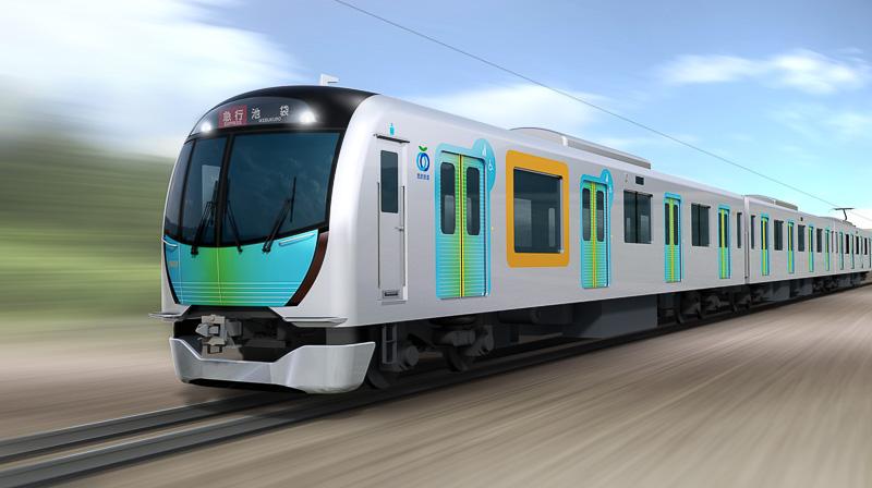 西武鉄道が2017年春に導入する新型通勤車両「40000系」