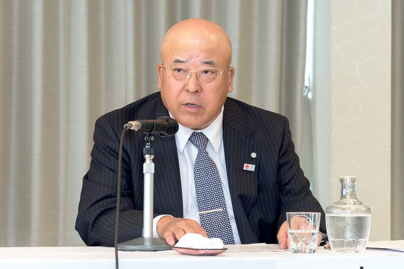 一般社団法人日本旅行業協会 会長 田川博己氏