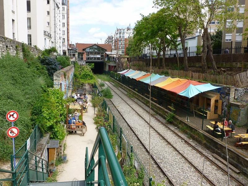 「Jardins du Ruisseau」