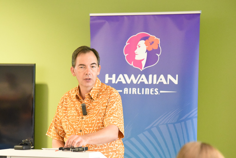 マーク・ダンカリー ハワイアン航空代表取締約社長兼CEO