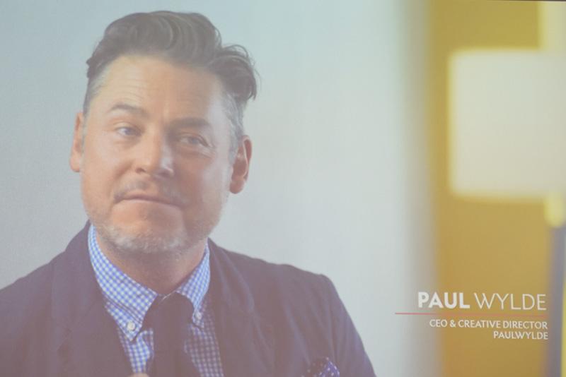 PaulWyldeのCEO、Paul Wylde氏のビデオメッセージ