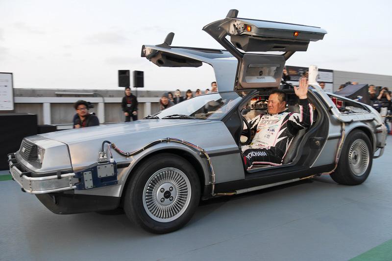 運転した山崎さんは、「思っていた以上に運転しやすかった」とコメントした