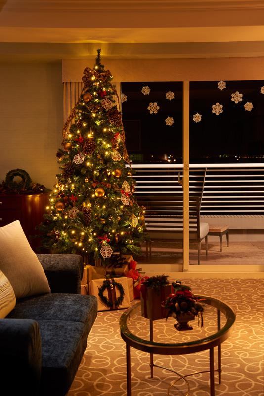 「Christmas 特別ルームにステイ」宿泊プラン