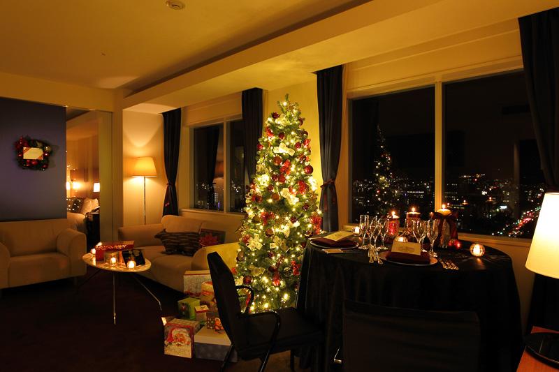 「スイートクリスマスルームプラン」