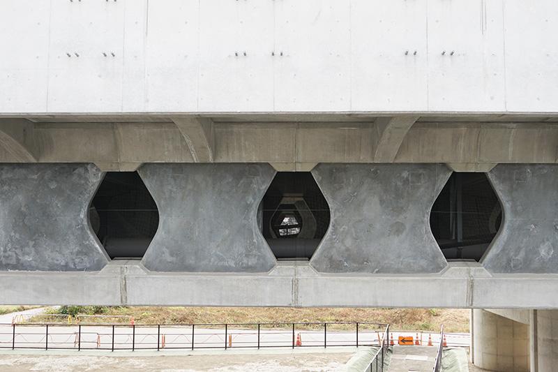 バタフライウェブ橋の詳細構造