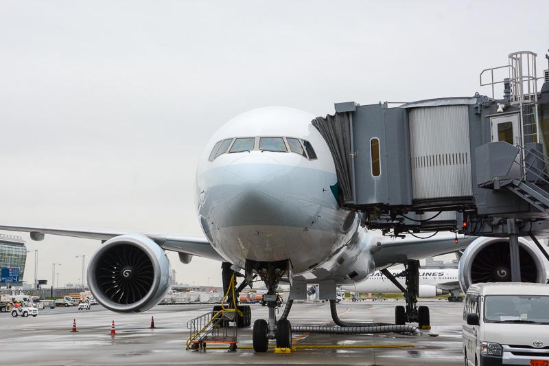 機体前方のデザイン