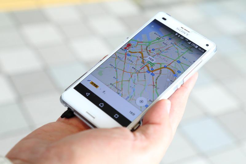筆者は福岡の土地勘がまったくなかったが、スマートフォンを使ってホテルまで容易に到着できた