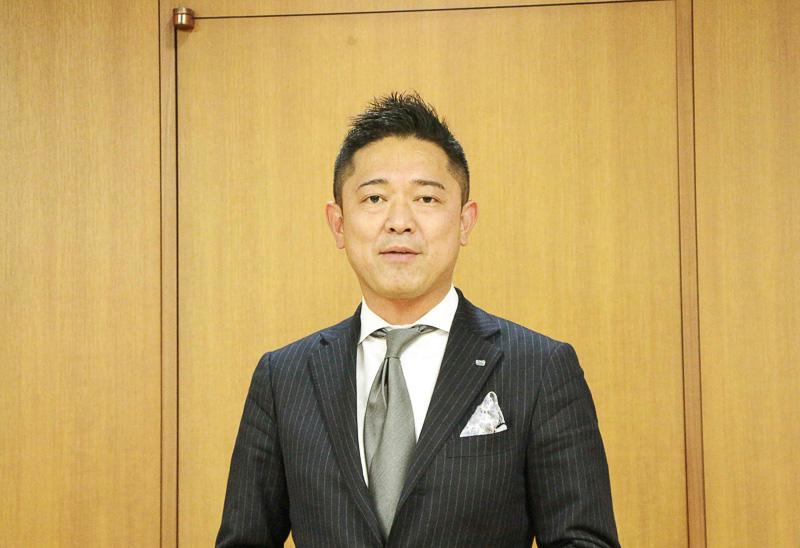 株式会社なすび 専務取締役 藤田尚徳氏