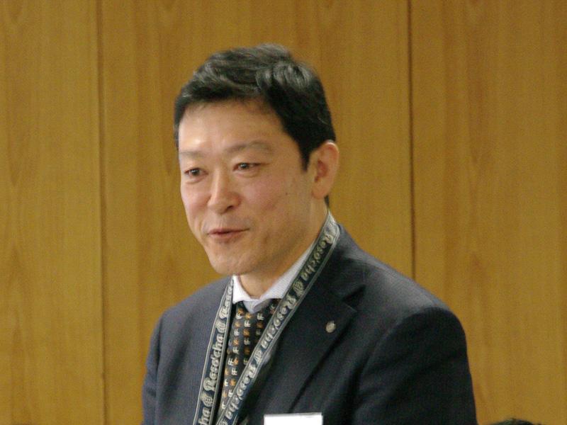 継続性チームのメンター、今村厳一JAL 健康管理部 統括マネジャー