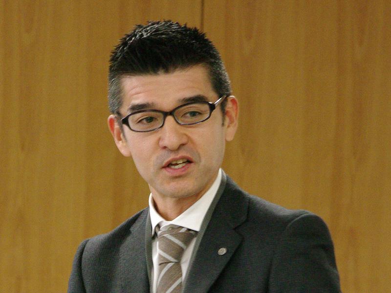 意識チームのメンター、浅香浩司JALマイレージバンク役員 代表取締役社長