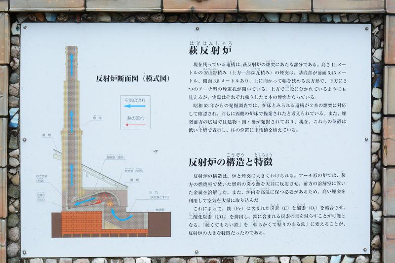 反射炉の説明