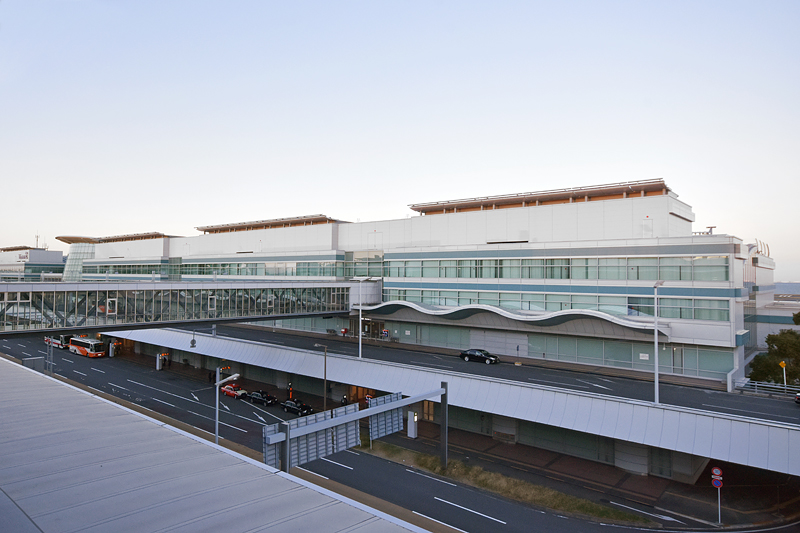 ANAファン感謝祭の会場となった羽田空港第2ターミナル