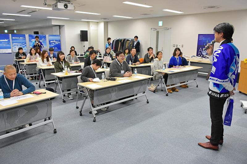 最後にマーケットコミュニケーション部の冨満氏から閉会の挨拶
