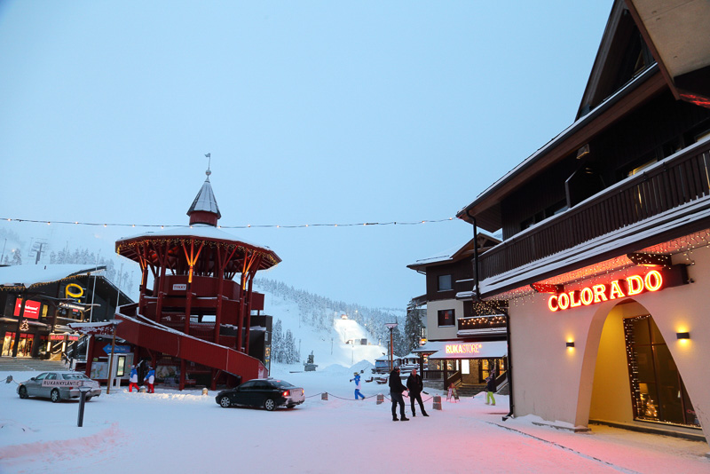 クーサモの街の国際的スキーリゾートであるルカをベースにラップランドの大自然と食事を堪能してきました!