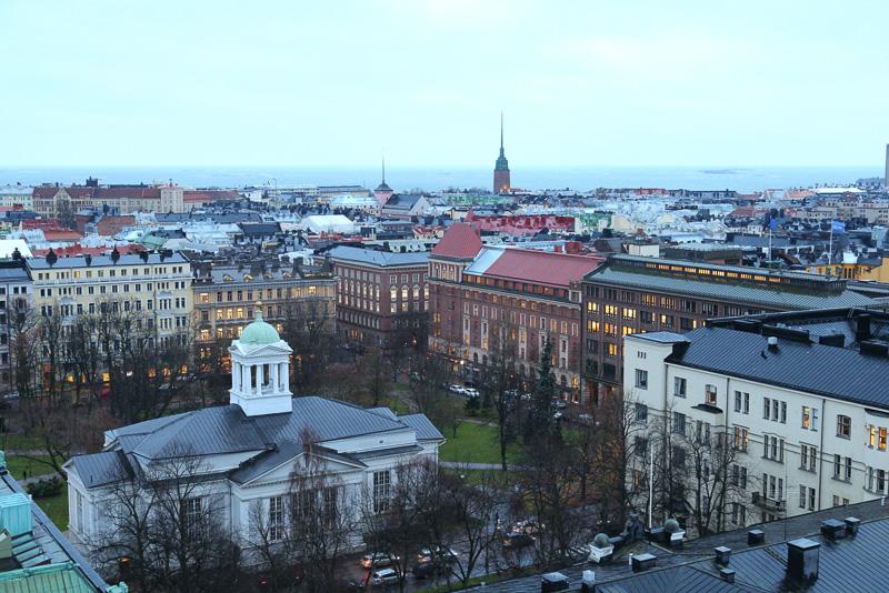 フィンランドの首都ヘルシンキで街の空気といたるところで感じるフィンランド・デザインを楽しんできました