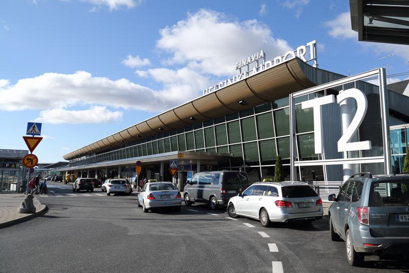 フィンランドの空の玄関口ヘルシンキ・ヴァンター国際空港