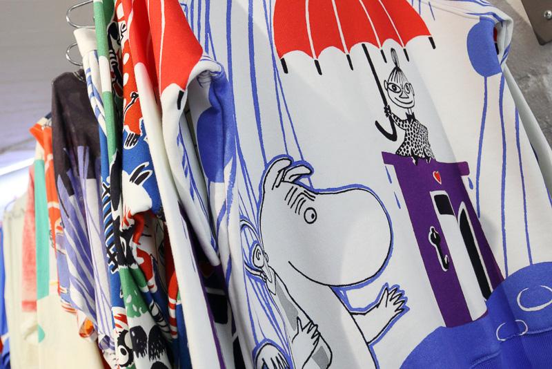 「ムーミン」とのコラボレーション商品も充実したフィンランドの女性向けブランド「イヴァナ・ヘルシンキ(IvanaHelsinki)」