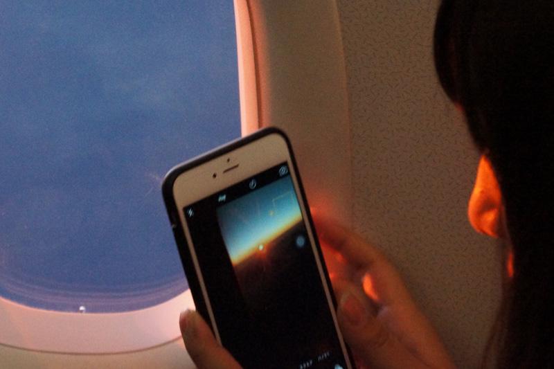 スターフライヤー、鹿児島の桜島上空で初日の出を見物する「Sunrise Flight2016」を実施