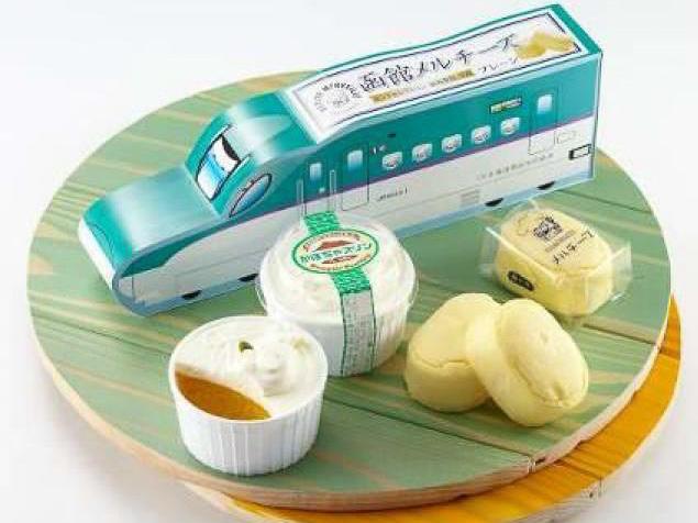 「プティ・メルヴィーユ」函館メルチーズ