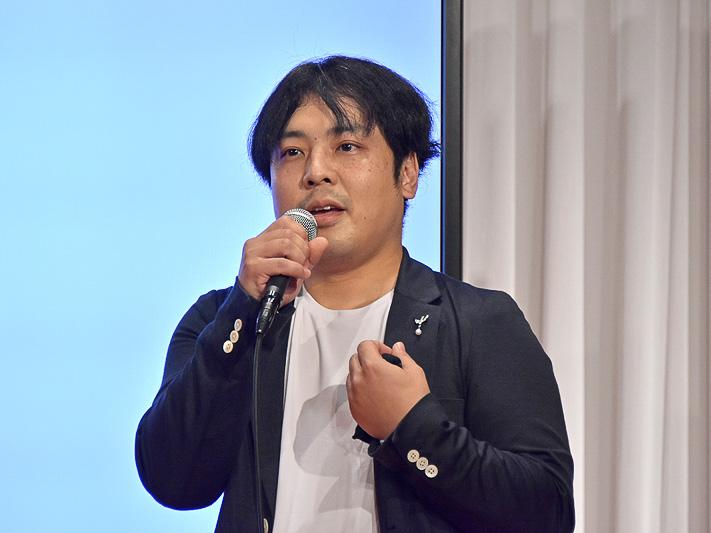 映画「海すずめ」監督の大森研―さん