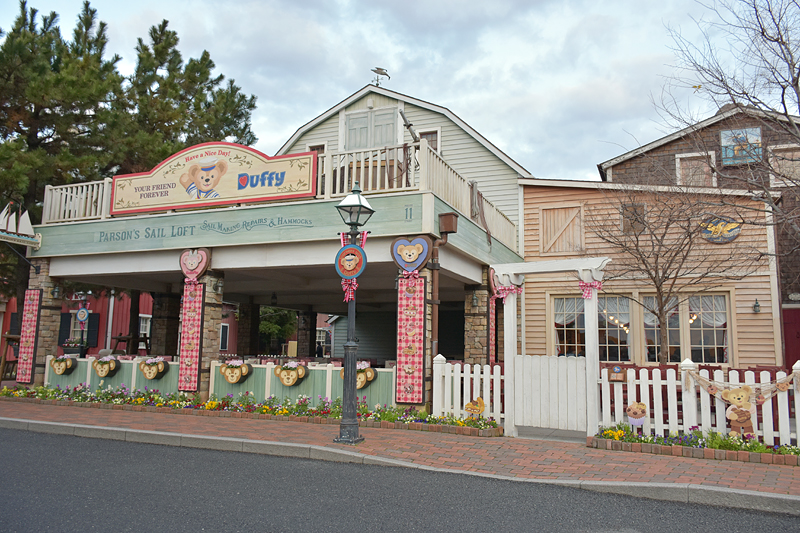 アメリカンウォーターフロントにあるレストラン「ケープコッド・クックオフ」