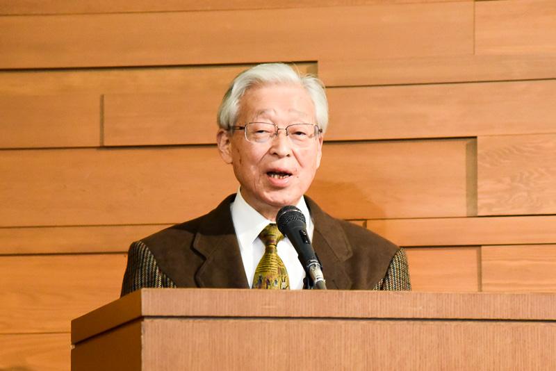 日本列島の立地も含め、冷めてもおいしい米とおかずがあったからこそ弁当、駅弁が発達したと伝承料理研究家の奥村彪生氏