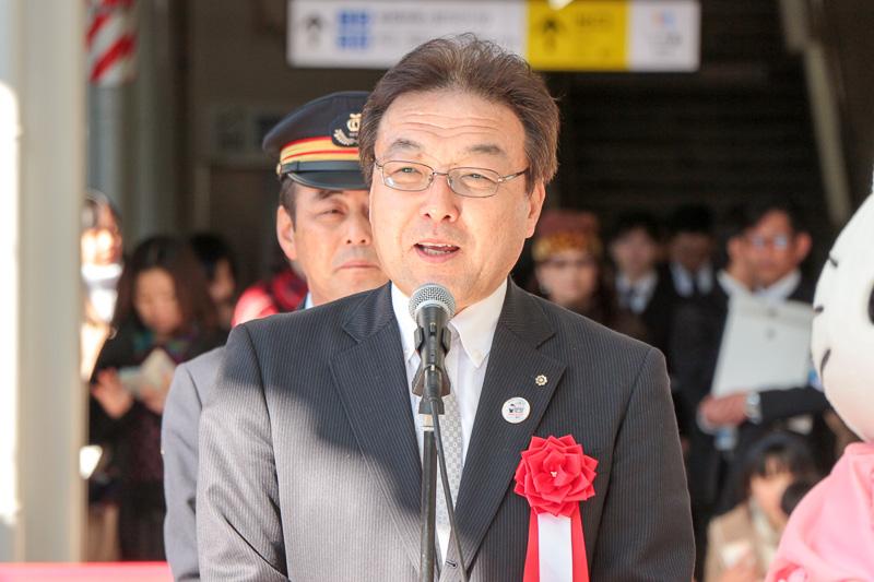 埼玉県 産業労働部観光課 課長の今成貞昭氏
