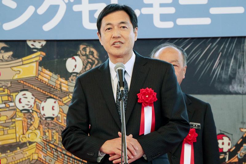 株式会社サンリオ 企画営業本部執行役員副本部長 谷村和明氏