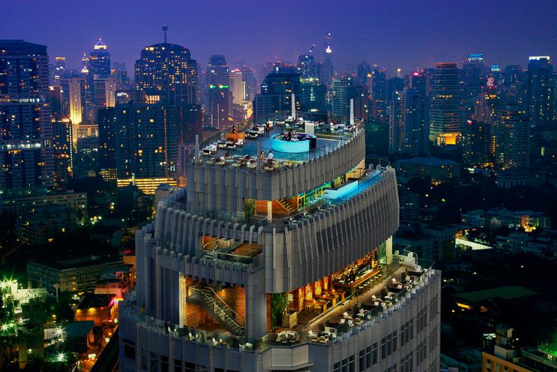 タイ・バンコクの「バンコク・マリオット・ホテル・スクンビット」