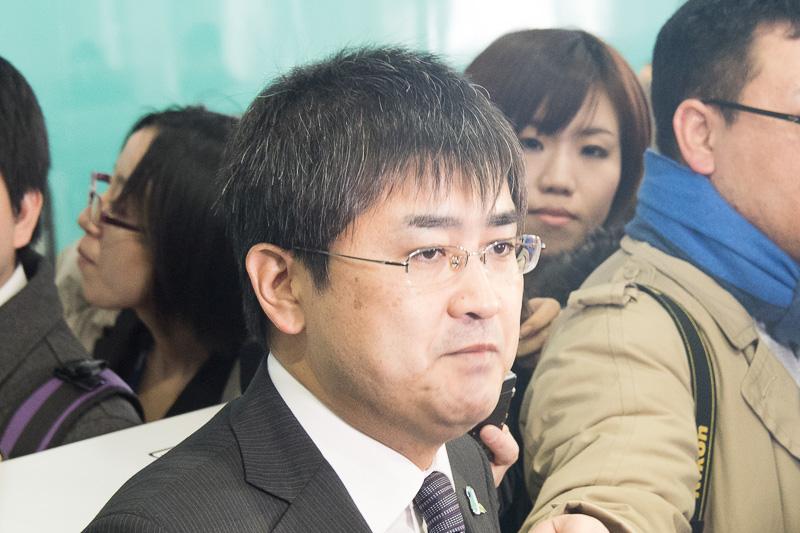 北海道旅客鉄道株式会社 広報部長 山田浩司氏