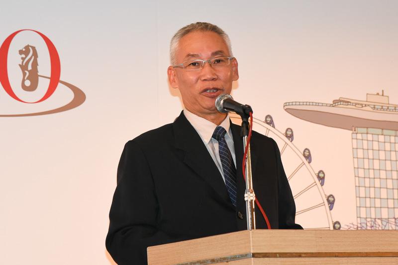 シンガポール政府観光局 副長官 リヨン・ユウキン氏
