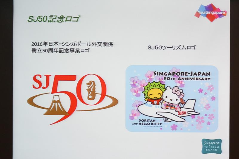 SJ50記念ロゴ