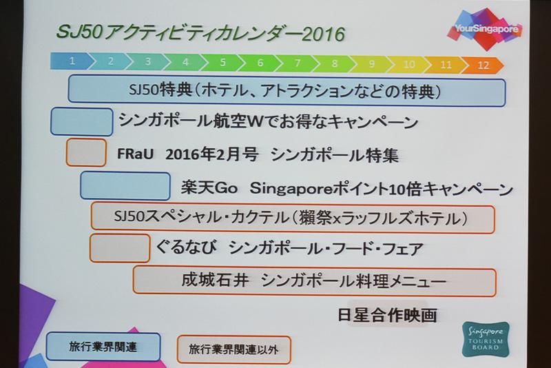 SJ50アクティビティカレンダー