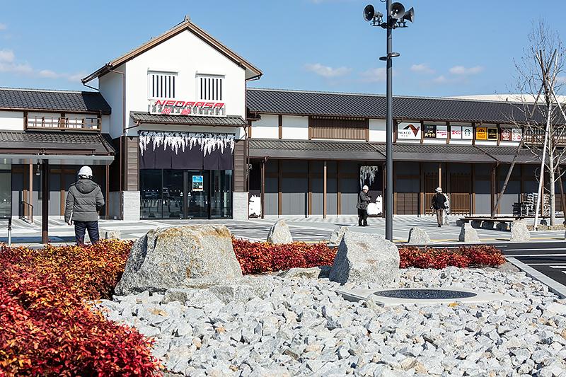 岡崎宿は東海道五十三次の38番目の宿場町