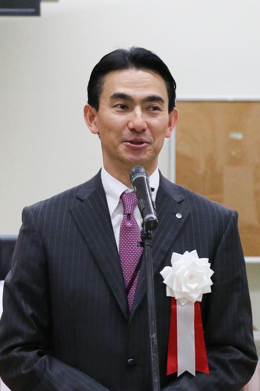 日本トランオーシャン航空株式会社 代表取締役社長 丸川潔氏