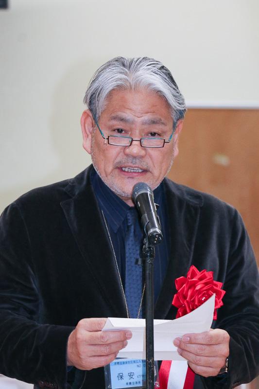 沖縄観光コンベンションビューロー会長 平良朝敬氏