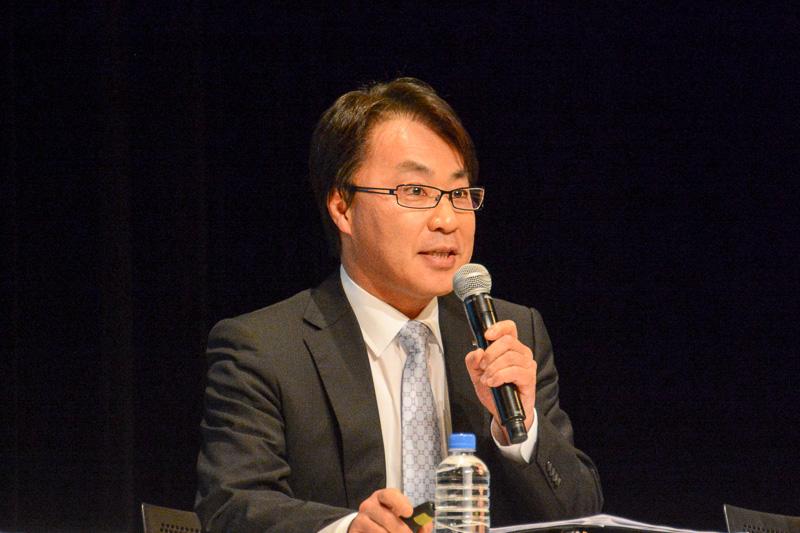 サトーホールディングス株式会社 代表取締役執行役員社長 CEOの松山一雄氏