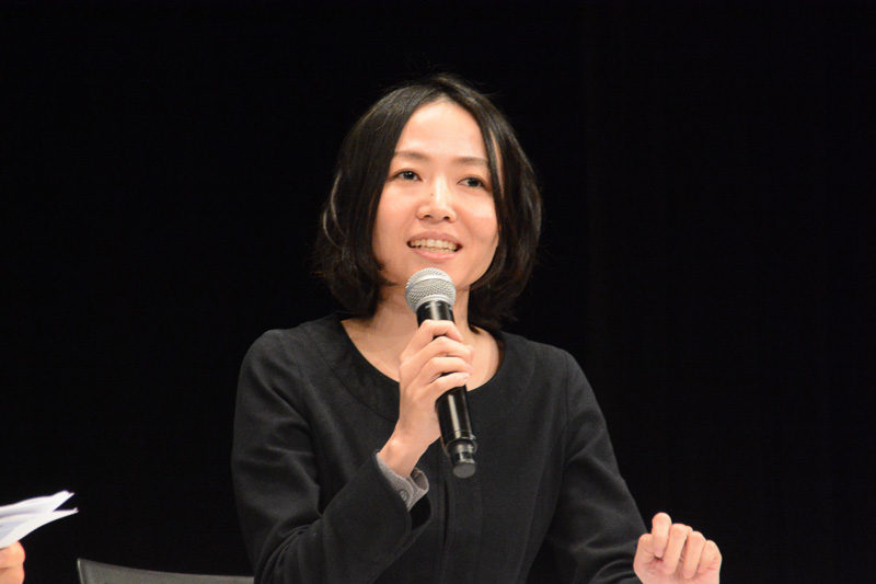 デザインプロモーション株式会社 社長 渡部彩氏