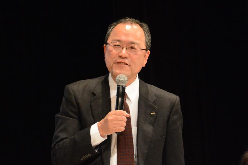 KDDI株式会社 代表取締役社長 田中孝司氏