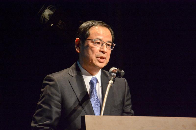 株式会社東京証券取引所 代表取締役社長 宮原幸一郎氏