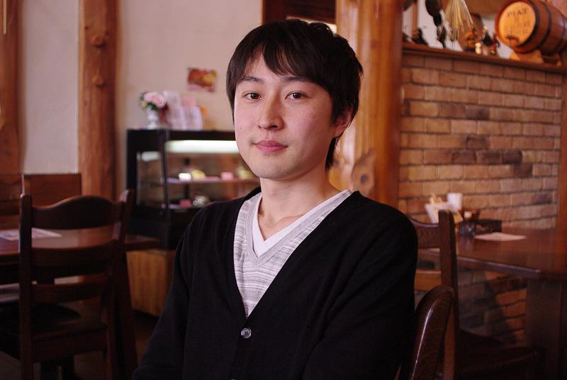 ゆうぼくの岡崎晋也専務取締役