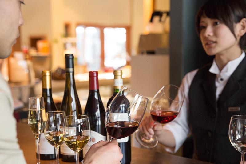 セルクル「ワインを愉しむためのワインセミナー」